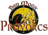 Bad Moon Provorcs team badge