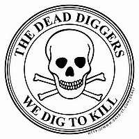 The Dead Diggers team badge
